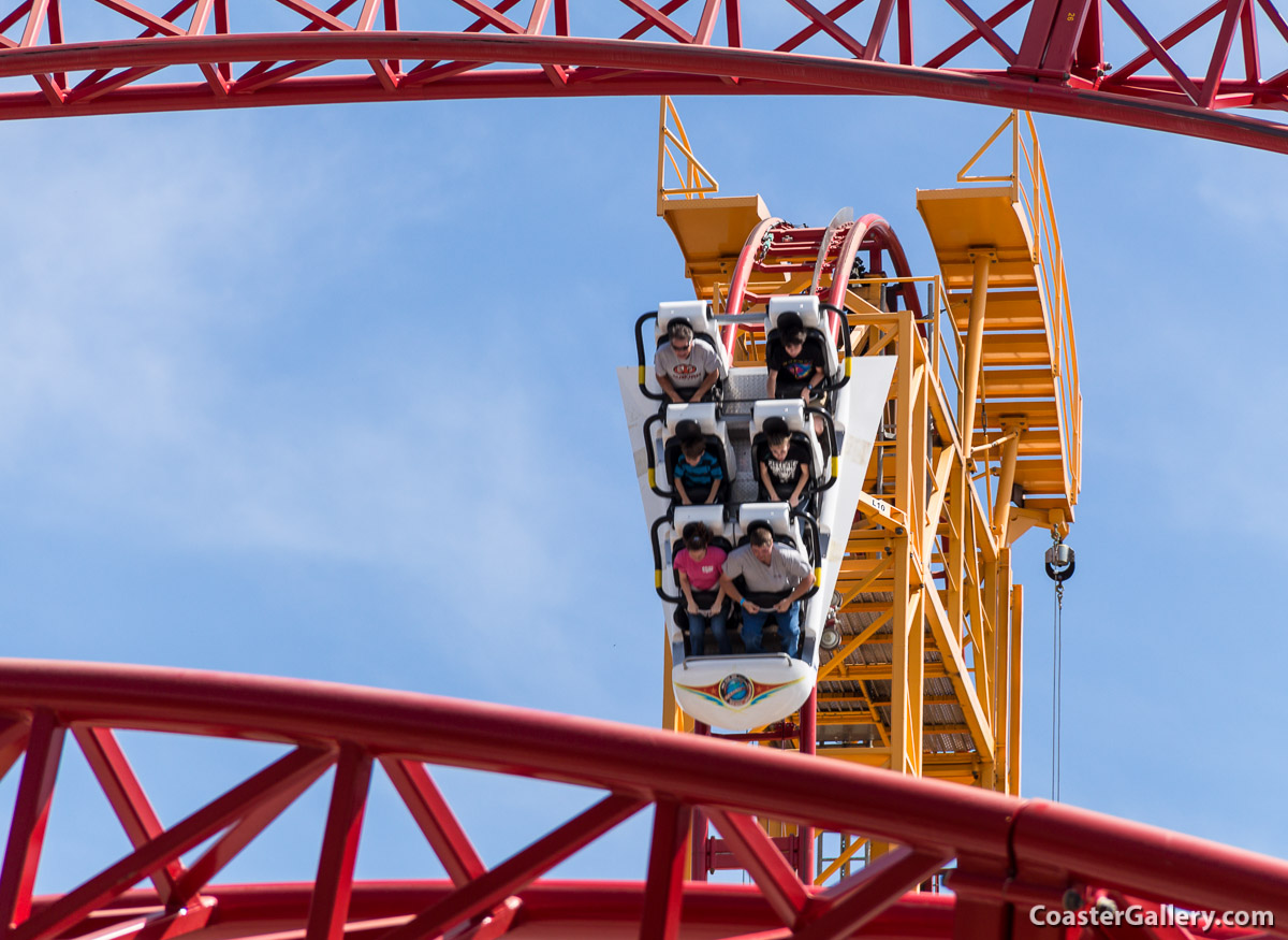 Roller coaster pictures and videos