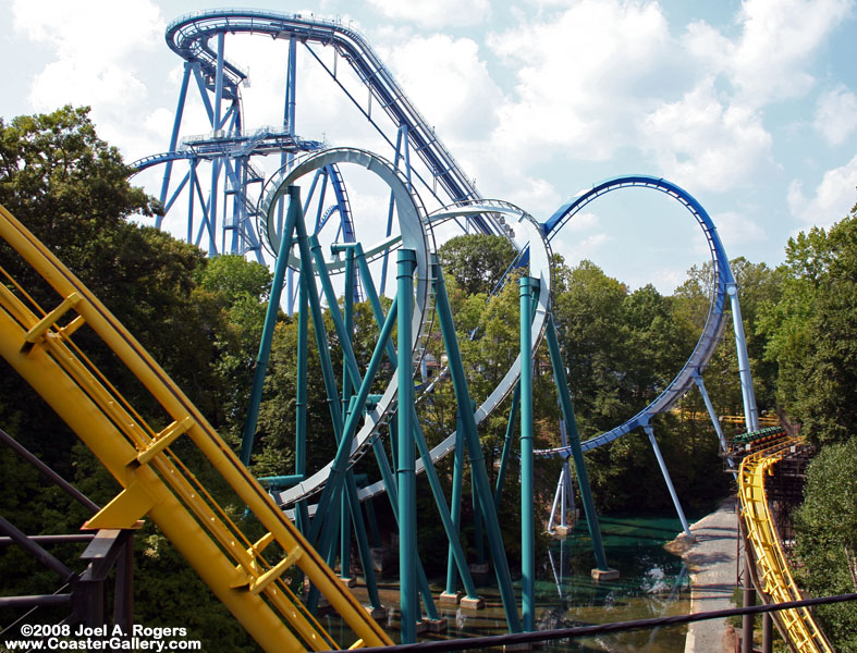 Busch Gardens in Virginia