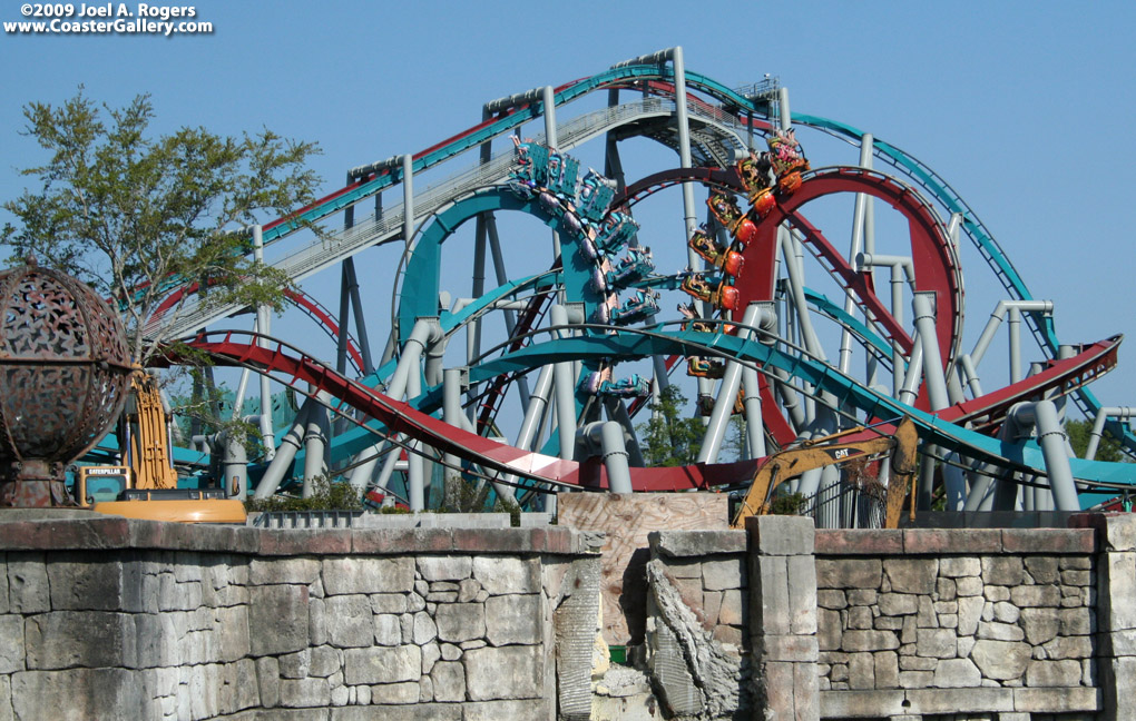 Harry potter roller coaster - photo#12