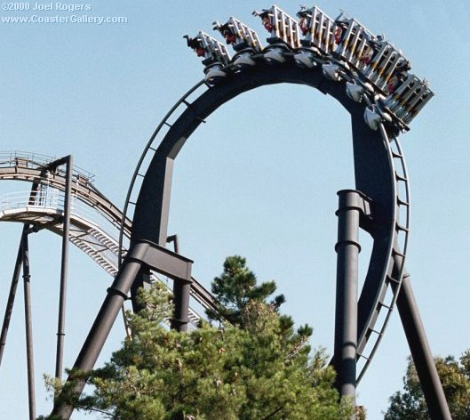 Disney Hollywood Studios Rock N Roller Coaster