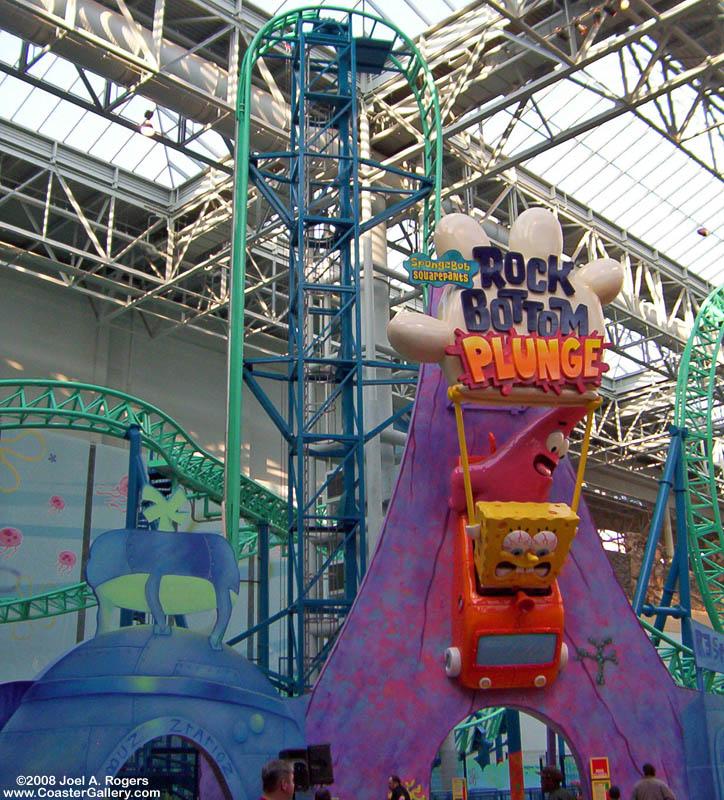 CoasterGallery com -- Nickelodeon Universe