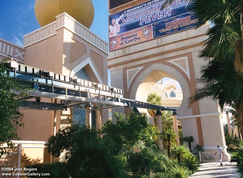 sahara hotel las vegas reopening