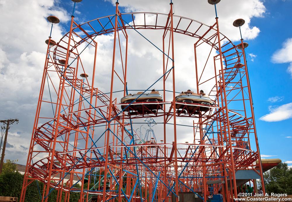 Cliff S Amusement Park