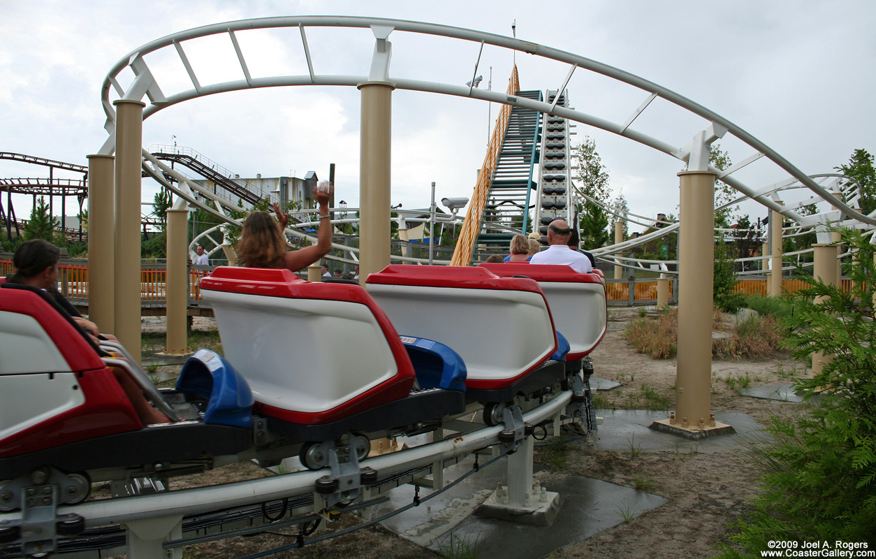 10 funny moments of people puking on roller coaster  theme park rides!