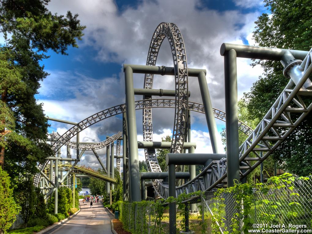 Coastergallery Com Srknniemi Amusement Park