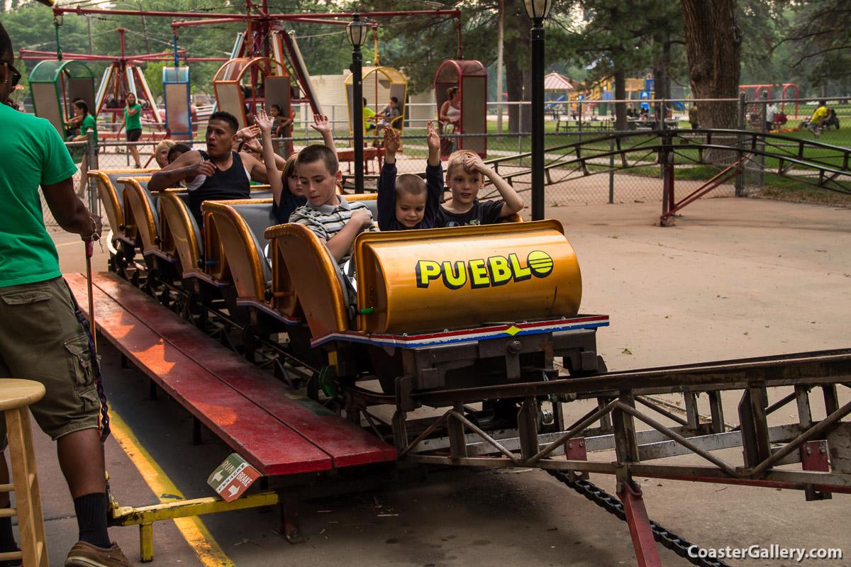 Roller Coaster Lever : Coaster controls