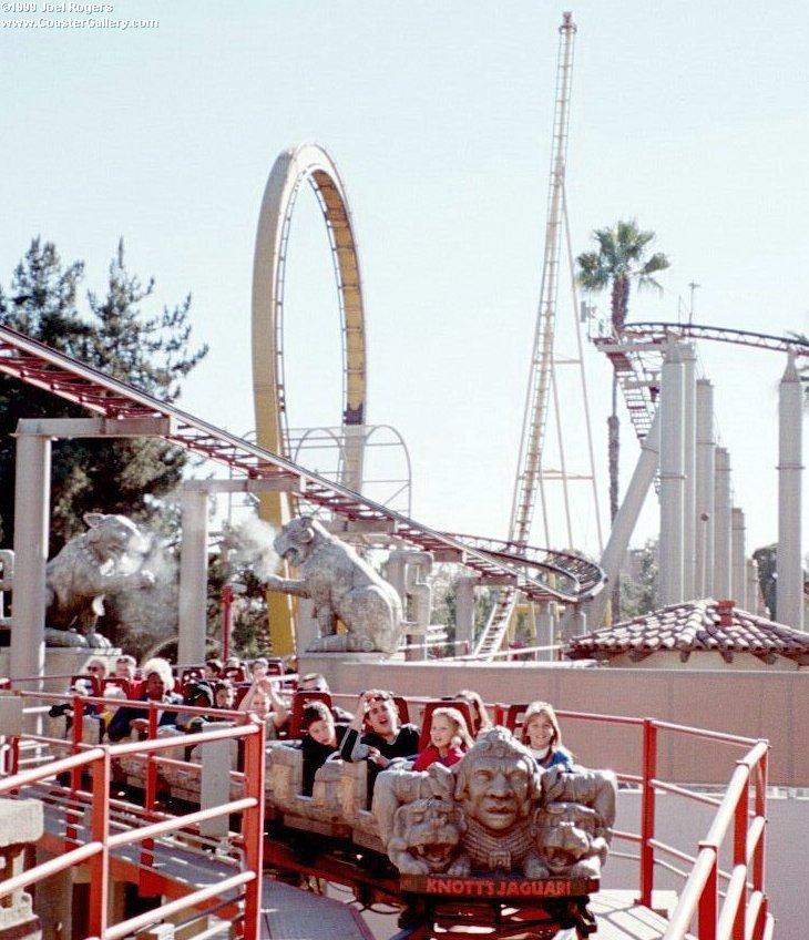 jaguar roller coaster - photo #5