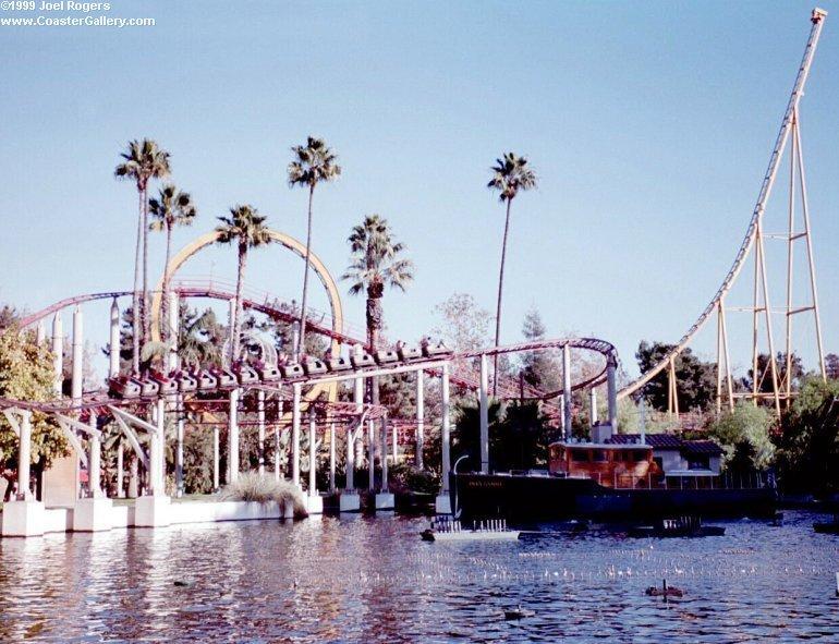 jaguar roller coaster - photo #22