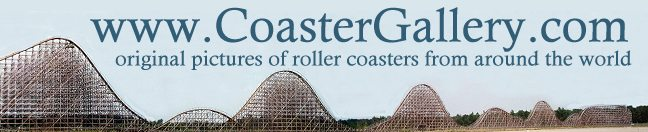 Original pictures of roller coasters from around the world
